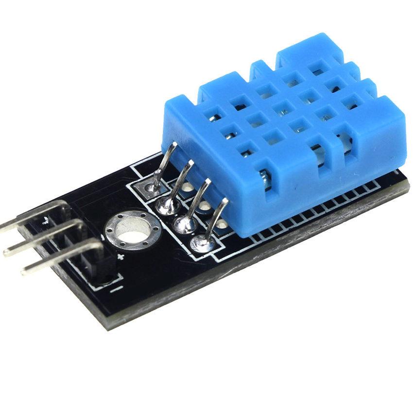 sensore DHT11 temperatura e umidita