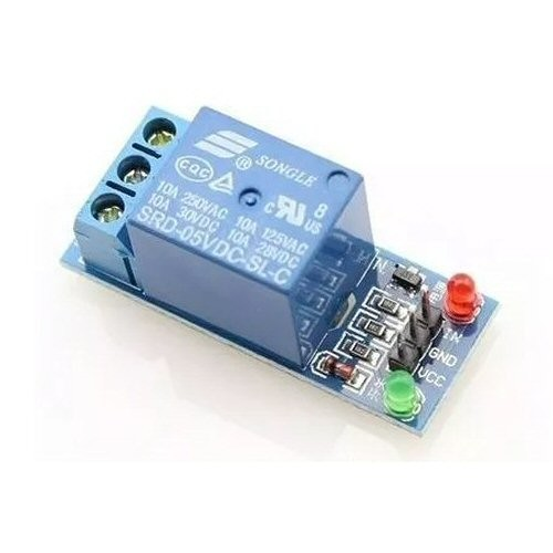 rele per arduino uno e microcontrollori