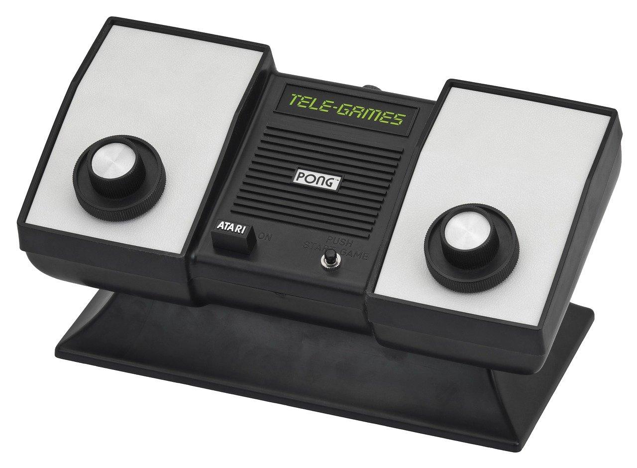 pong primo videogioco anni 70