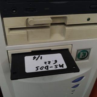 floppy dos 6.22