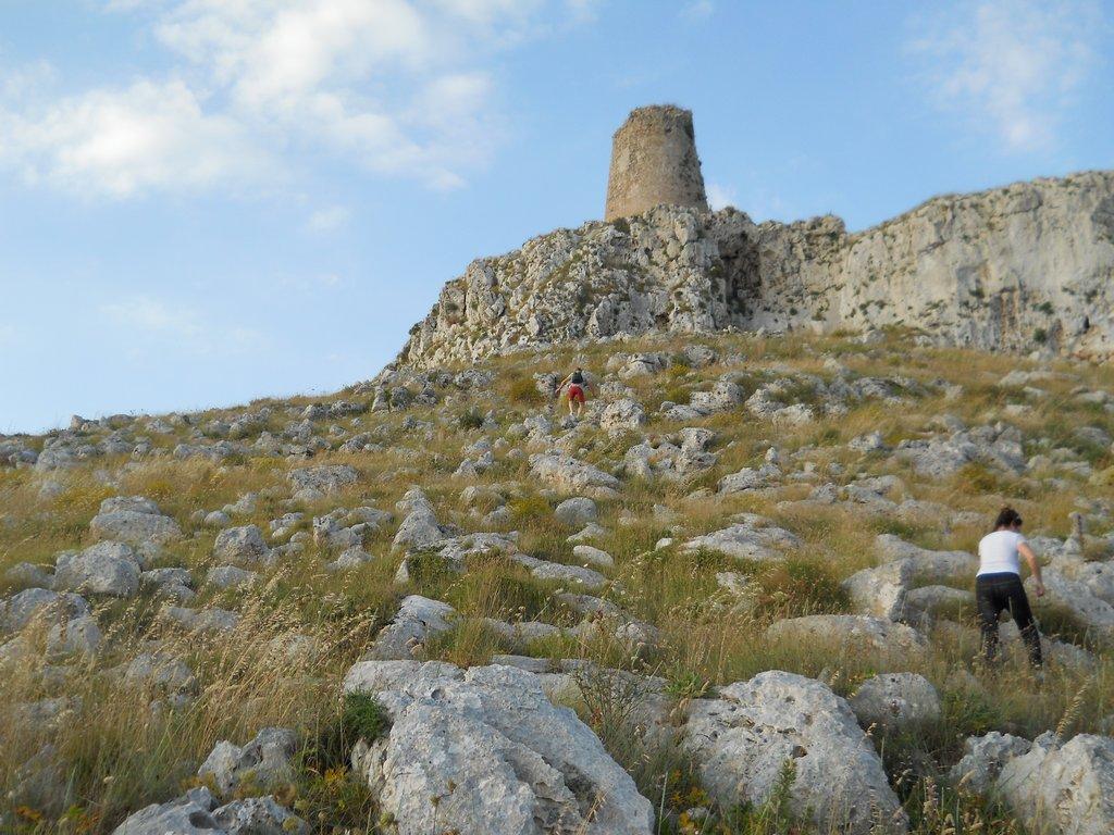 Itinerario per raggiungere torre Sant'Emiliano a Porto Badisco Otranto